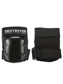 Destroyer Recreational Elbow Pads  Black