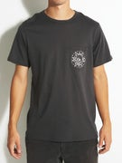 Electric Skull Star T-Shirt