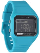 Electric ED01 Tide PU Watch  Bright Blue