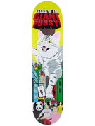 Enjoi Barletta Monster Movie Impact Plus Deck  8.0x31.7