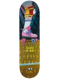 Enjoi Raemers Legs Deck  8.25 x 31.7