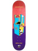 Enjoi Berry Arcade Machines Deck  8.5 x 32
