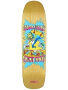 Enjoi Berry Bad To The Bone Deck  9 x 32
