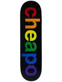 Enjoi Cheapo Black Deck 8.375 x 31.8