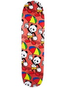 Enjoi Cartoon Multi Panda Deck  8.38 x 31.75