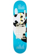 Enjoi Crossword Deck  8.25 x 31.7