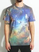 Enjoi Galaxy Panda Head Custom T-Shirt