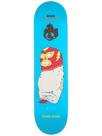 Enjoi Rojo Body Slam Impact Deck  8.0 x 31.7