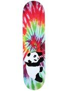 Enjoi Original Panda Tie Dye Deck  8.0 x 31.7