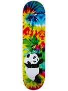 Enjoi Panda Tie Dye v2 Deck  8.0 x 31.7