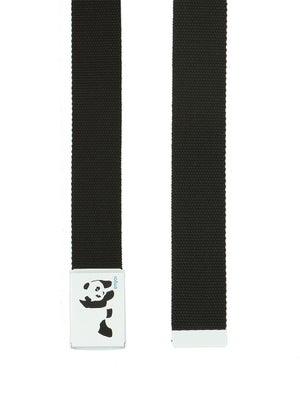 Enjoi Panda Web Belt Black Adjustable