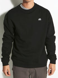 Enjoi Panda Patch Crew Sweatshirt