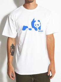 Enjoi Panda Splice T-Shirt