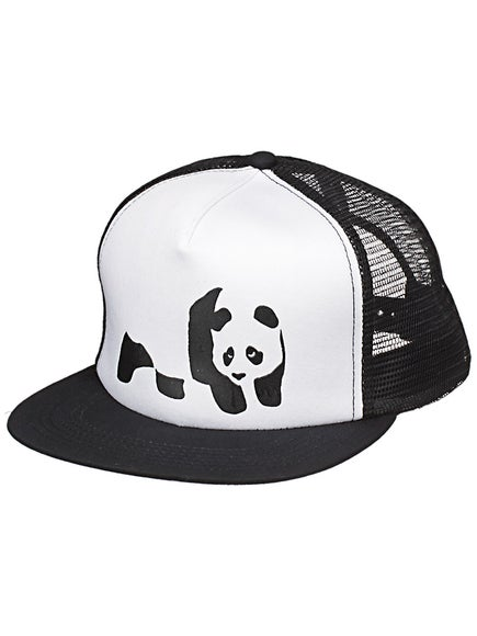 Enjoi Panda Trucker Mesh Hat