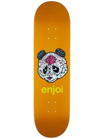 Enjoi Quinceanera Panda Orange Deck  8.5 x 32