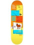 Enjoi Rojo Donkey Deck  8.375 x 31.8