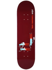 Enjoi Raemers Jim Houser Deck  8.25 x 31.7