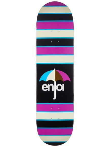 Enjoi Stripes Purple Deck 8.0 x 31.6 3223675f90d