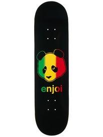 Enjoi Rastafari Panda Deck  8.125 x 31.7