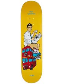 Enjoi Raemers Upper Decker Bus Deck 8.25 x 32
