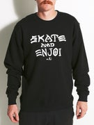 Enjoi Skate And Enjoi Crew Sweatshirt