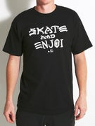 Enjoi Skate And Enjoy T-Shirt