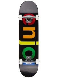Enjoi Spectrum Black Complete  7.875 x 31