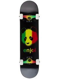 Enjoi Rastafari Panda Complete  7.5 x 31
