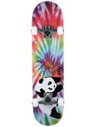 Enjoi Tie Dye Panda Complete  7.75 x 31.1