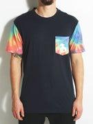 Enjoi Tie Dye Sleeve Custom T-Shirt