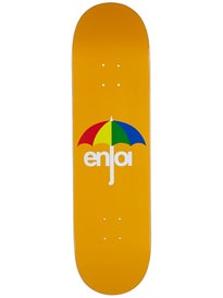 Enjoi Umbrella Orange Deck 8.375 x 31.8