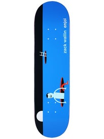 Enjoi Wallin Jim Houser Deck  8.125 x 31.7