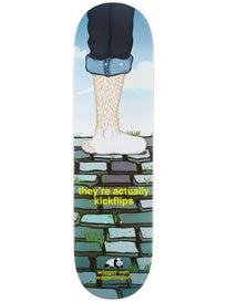 Enjoi Wieger Legs Deck  8.375 x 31.8