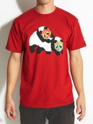 Enjoi Wrestling Panda T-Shirt