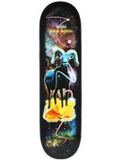 Enjoi Wallin Ramnachos Snack Surfers Deck  8.5 x 32