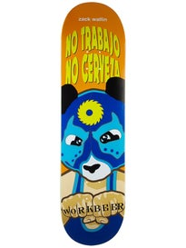 Enjoi Wallin Wrestling Mask Impact Light Deck 8.25x31.7