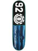 Element 92 Landlines Deck 8.25 x 31.75