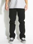 Element 92 Straight Fit Chino Pants Black