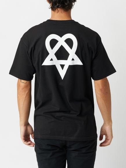 Element Bam Heartagram Icon T-Shirt 21860a6a8f4