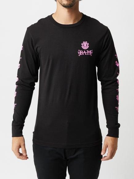 Element Bam Heartagram Longsleeve T-Shirt a7e46c009dc