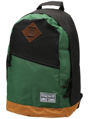 Element Camden Backpack Kelly Green