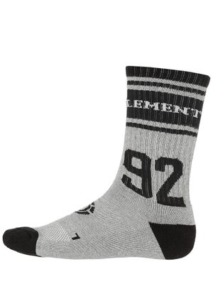 Element Cooper Socks Heather Grey