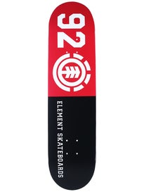 Element 92 Divided Deck 8.0 x 31.75