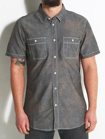 Element Falls Crystal Wash S/S Woven Shirt