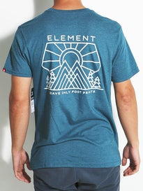 Element Footprints T-Shirt