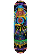 Element Garcia Black Light Deck  7.875 x 32