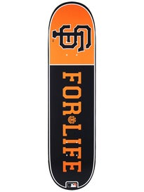 Element San Francisco Giants For Life Deck 8.0x32.0625