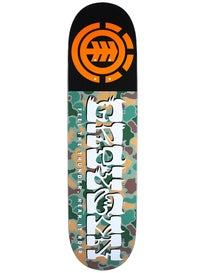 Element Greyson Script Deck 8.0 x 31.75