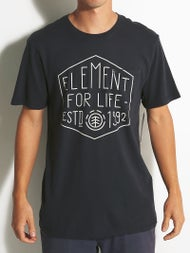 Element It's For Life T-Shirt
