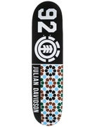 Element Julian Pattern Classic Deck 7.875 x 32